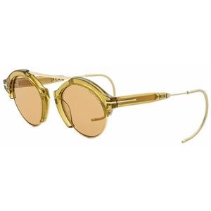 Tom Ford Round Style Brown Lens